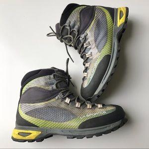 La Sportiva Trango Tech GTX boots size 10.5